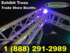 Exhibit Truss Trade Show Booths Made Easy