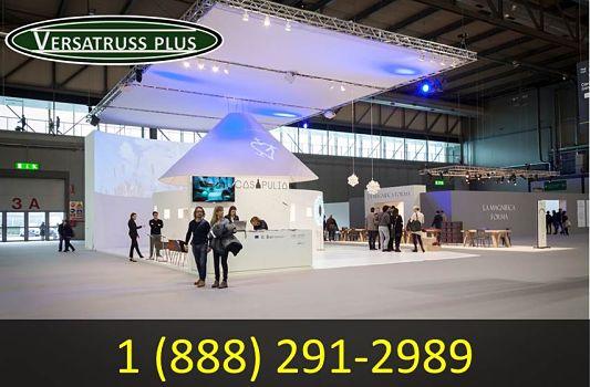 Versatile Trade Show Booths