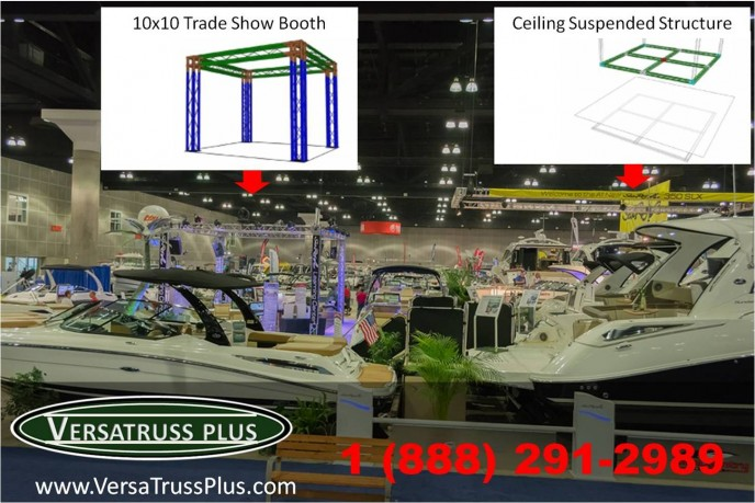 10x10 - 10x20-Trade-Show-Booths