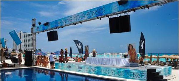 Fashion Show Aluminum Truss Bikini Contest Staging
