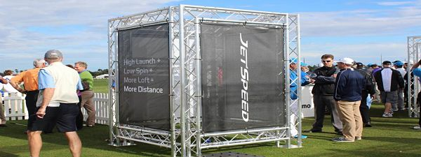 Banner Stand Truss Display