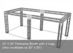Aluminum Truss Trade Show Booth Kits