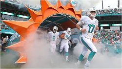 VersaTruss Plus Miami Dolphin Football Club Playing Field Archway